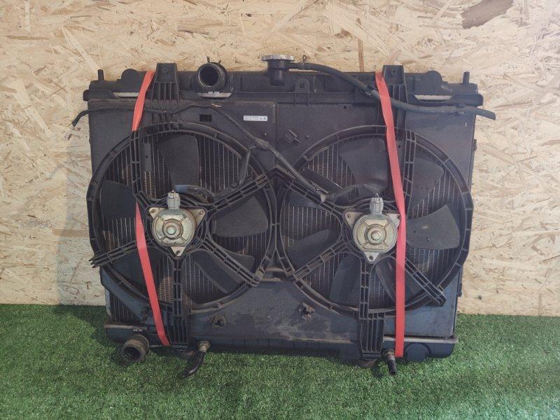 Радиатор Nissan Serena TC24 QR20 (б/у)