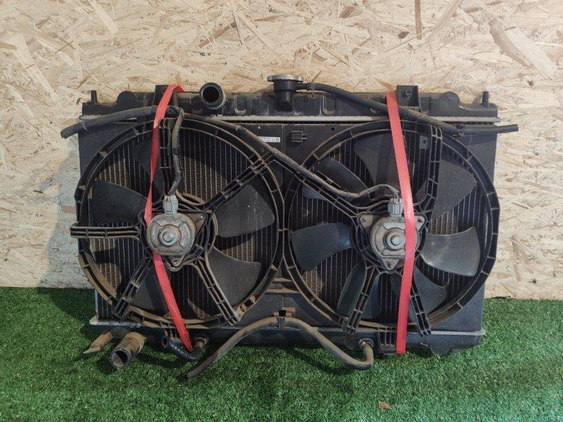 Радиатор Nissan Ad VY11 QG13 (б/у)