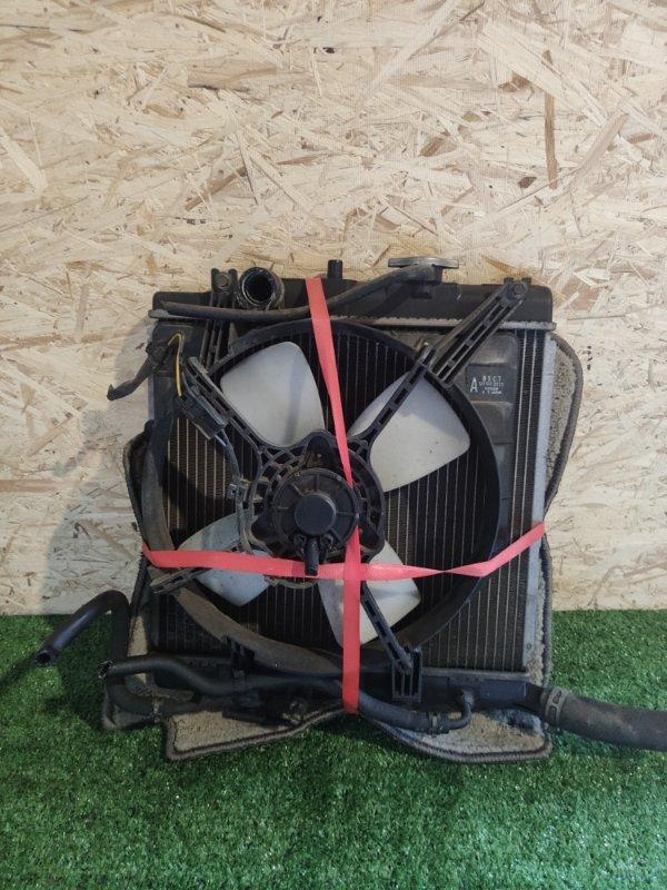 Радиатор Mazda Demio DW3W (б/у)