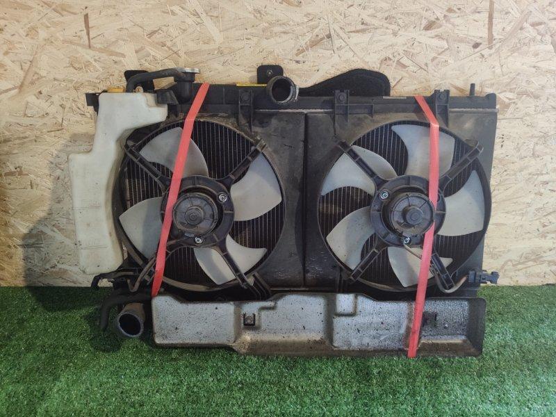 Радиатор Subaru Legacy BP5 (б/у)