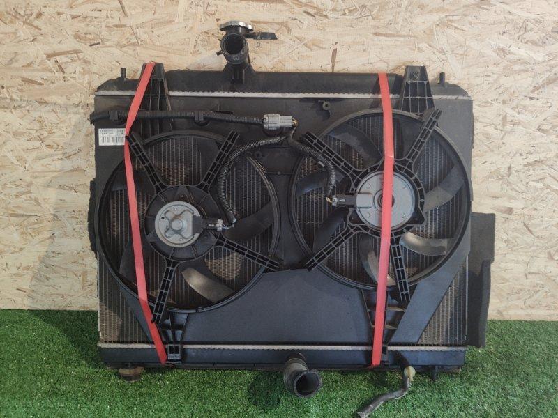 Радиатор Nissan Serena C25 MR20 (б/у)