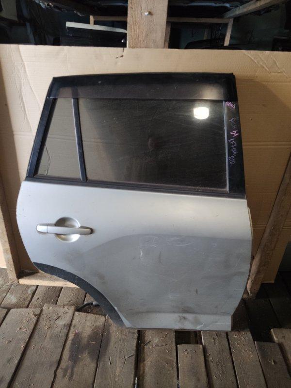 Дверь Toyota Rav4 ACA31 задняя правая (б/у)