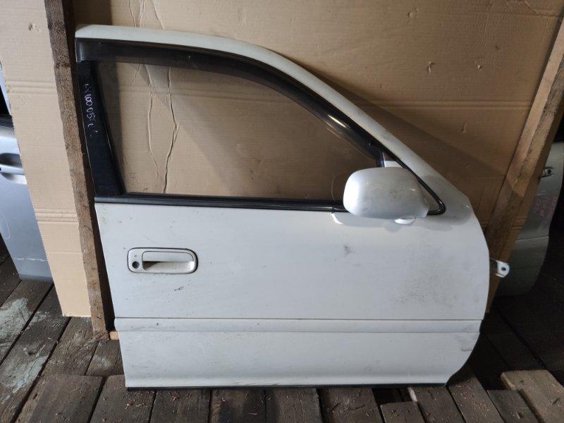 Дверь Toyota Cresta GX100 передняя правая (б/у)