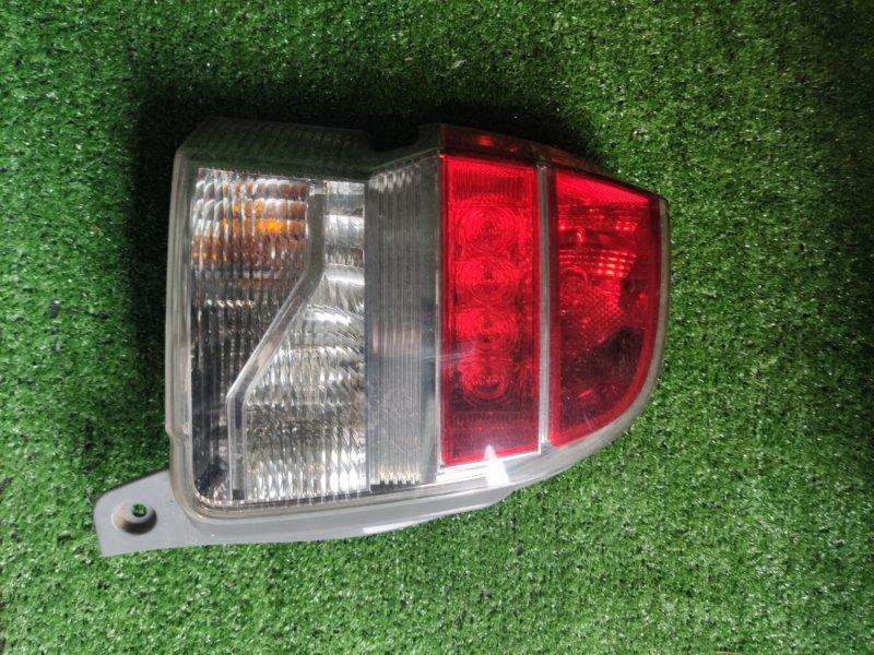 Стоп-сигнал Toyota Spade NCP141 левый (б/у)