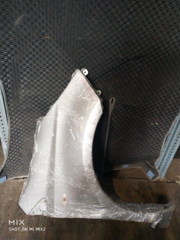 Крыло Nissan Note E11 переднее правое (б/у)