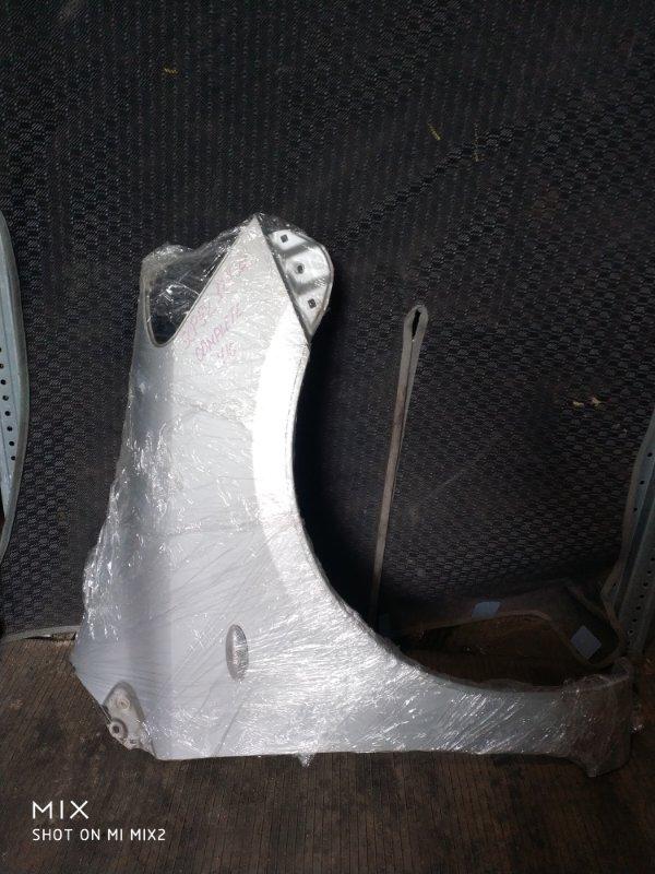 Крыло Toyota Belta SCP92 переднее правое (б/у)