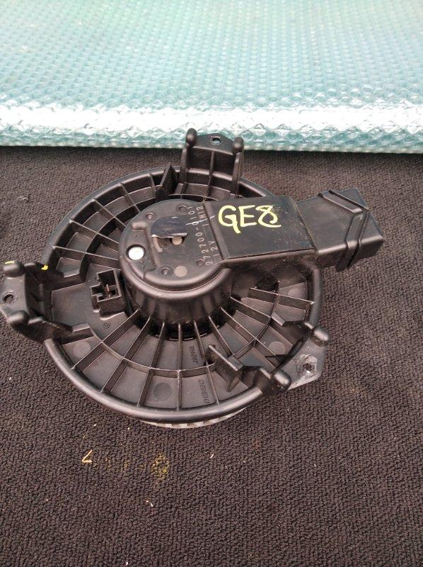 Мотор печки Honda Fit GE8 (б/у)
