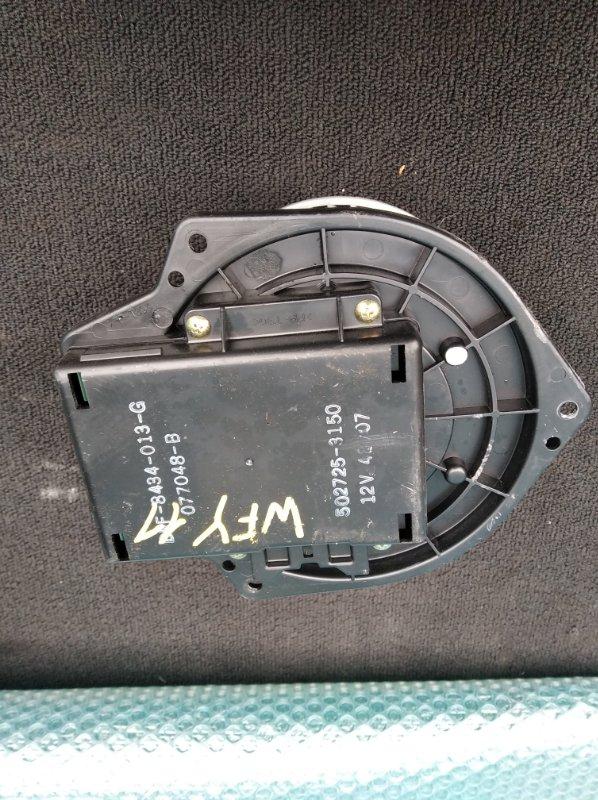 Мотор печки Nissan Ad WFY11 (б/у)