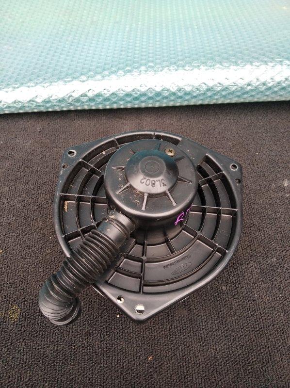 Мотор печки Nissan Liberty RM12 QR20 (б/у)