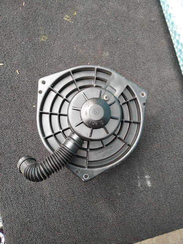 Мотор печки Nissan Bluebird QU14 (б/у)
