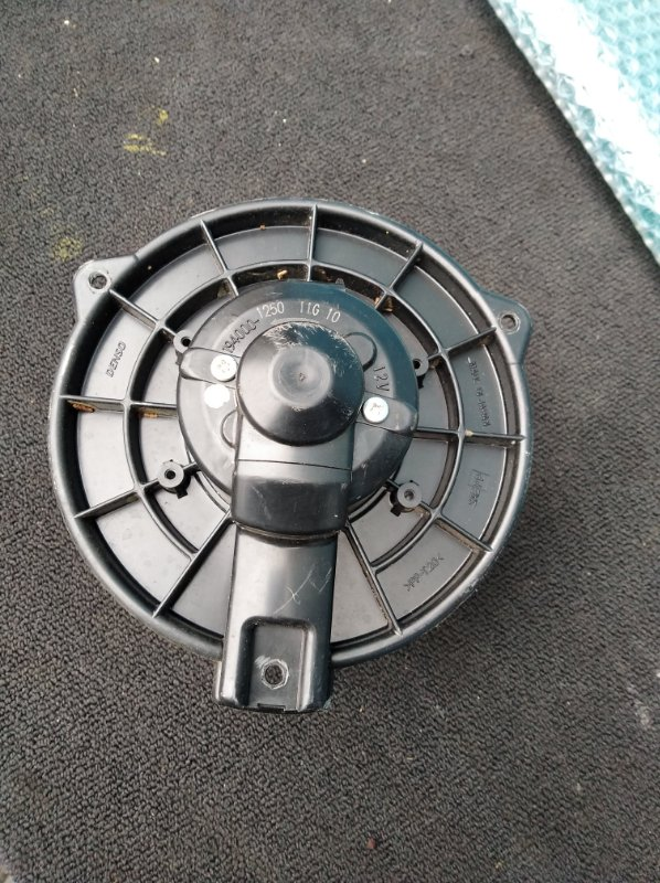 Мотор печки Honda Airwave GJ2 (б/у)
