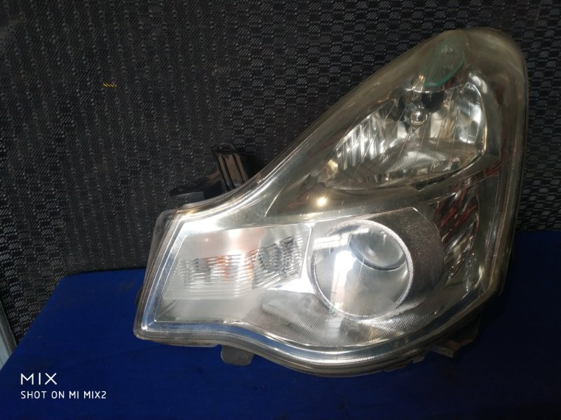 Фара Nissan Bluebird Sylphy KG11 передняя левая (б/у)