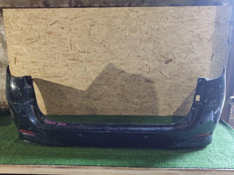 Бампер Toyota Alphard ANH20 задний (б/у)
