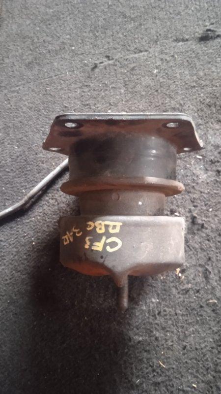 Подушка двс Honda Accord CF3 F18B задняя (б/у)