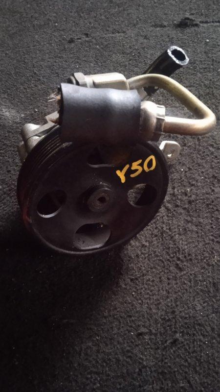 Гидроусилитель Nissan Fuga Y50 VK45(DE) (б/у)