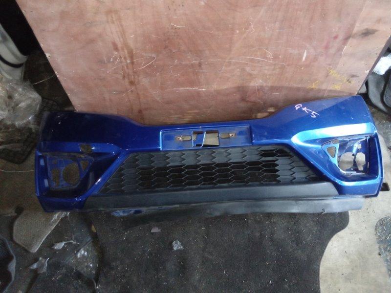 Бампер Honda Fit GK4 передний (б/у)