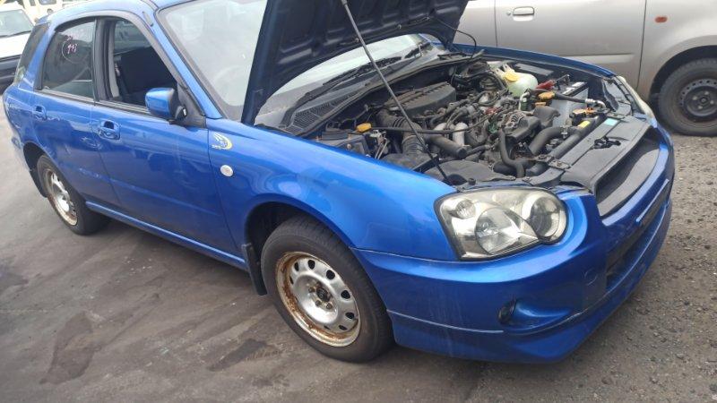Акпп Subaru Impreza GG3 EJ15 (б/у)