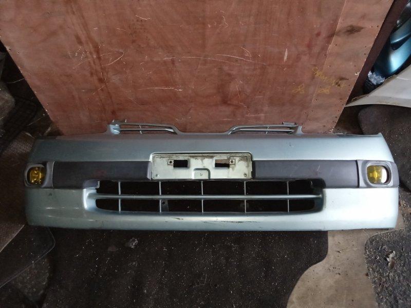 Бампер Toyota Prius NHW10 передний (б/у)
