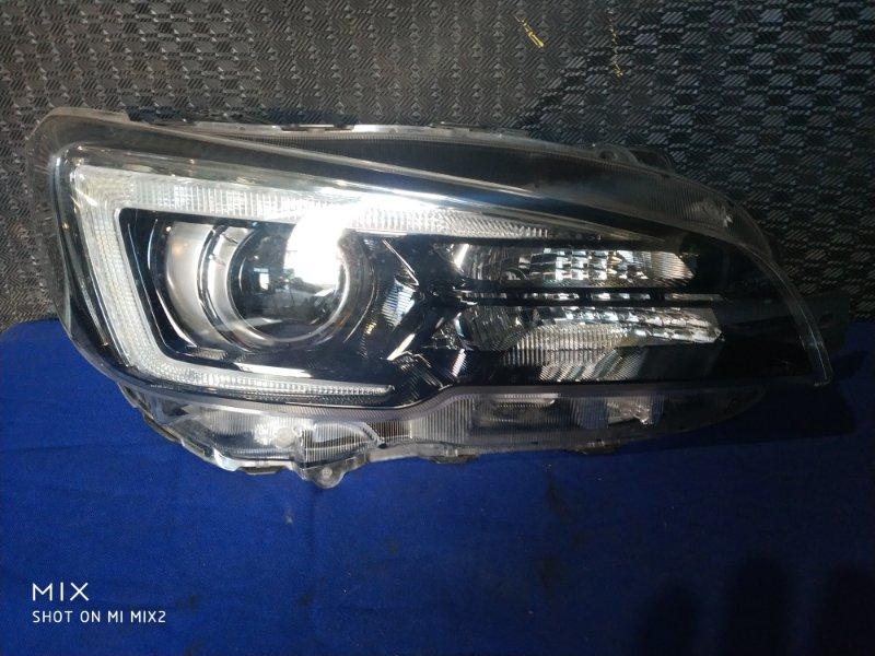 Фара Subaru Levorg VM4 передняя правая (б/у)