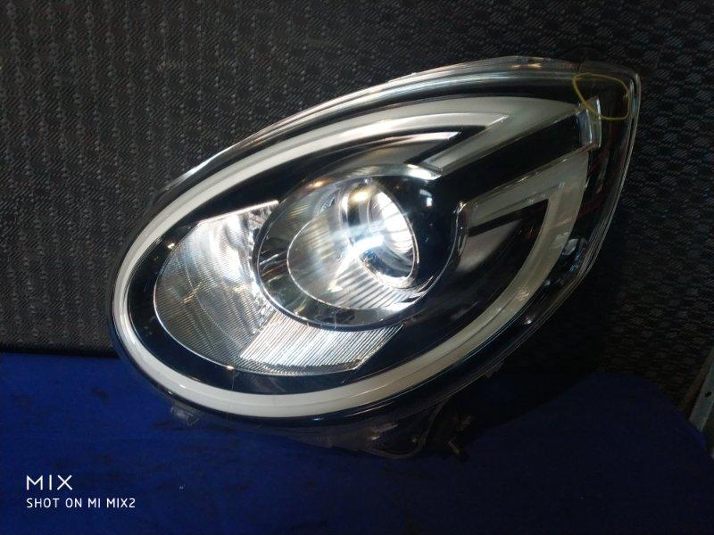 Фара Toyota Passo M700A передняя левая (б/у)