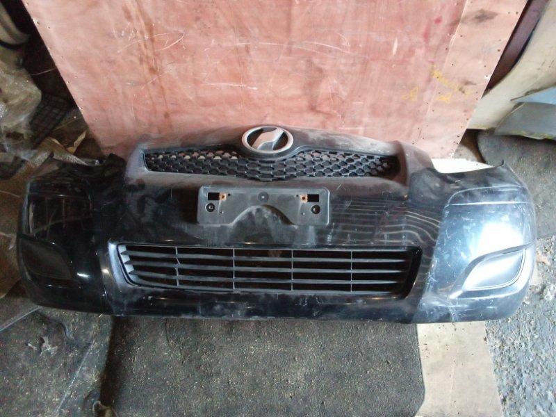 Бампер Toyota Vitz KSP90 передний (б/у)