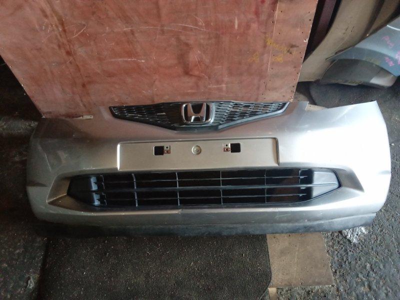 Бампер Honda Fit GE6 передний (б/у)