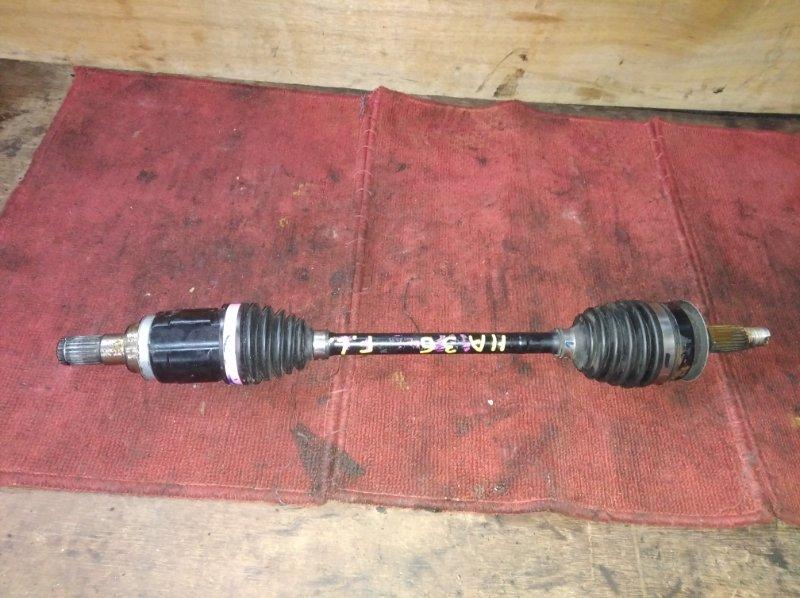 Привод Suzuki Alto HA36S R06A передний левый (б/у)