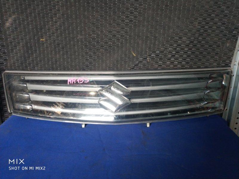 Решетка радиатора Suzuki Solio MA15S (б/у)