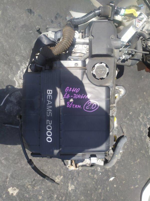 Двигатель Toyota Mark Ii Blit GX110 1G (б/у)