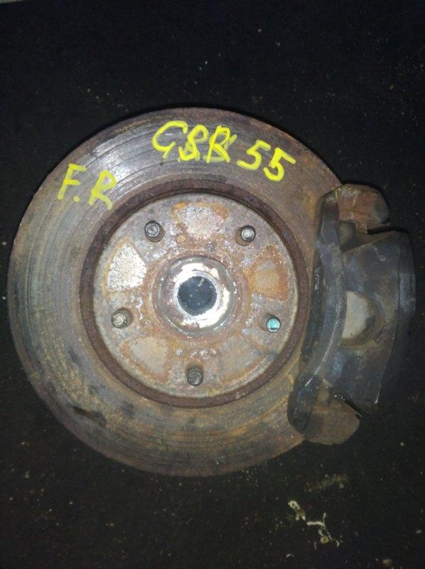 Ступица Toyota Estima GSR55 2GR передняя правая (б/у)