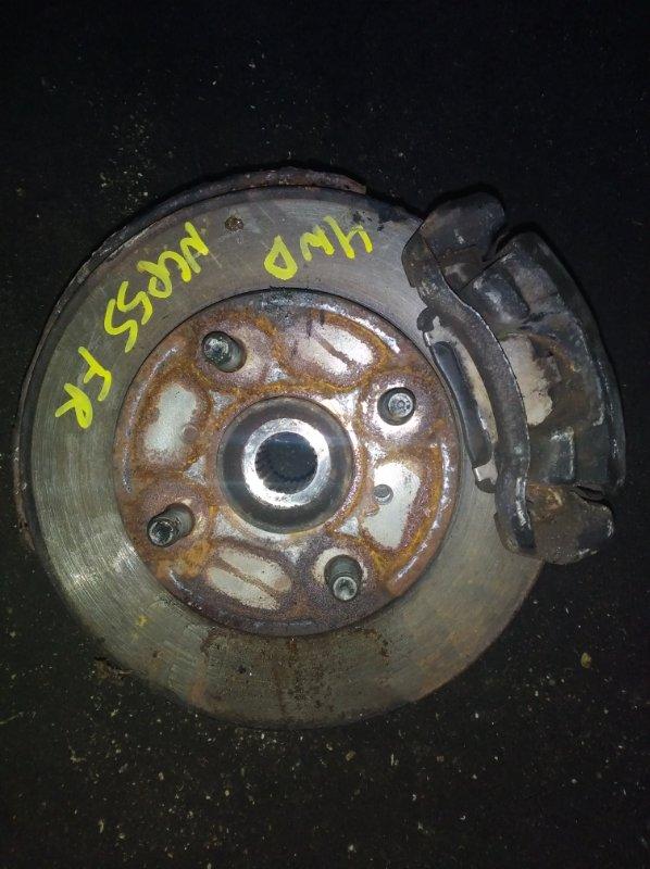 Ступица Toyota Probox NCP55 1NZ передняя правая (б/у)
