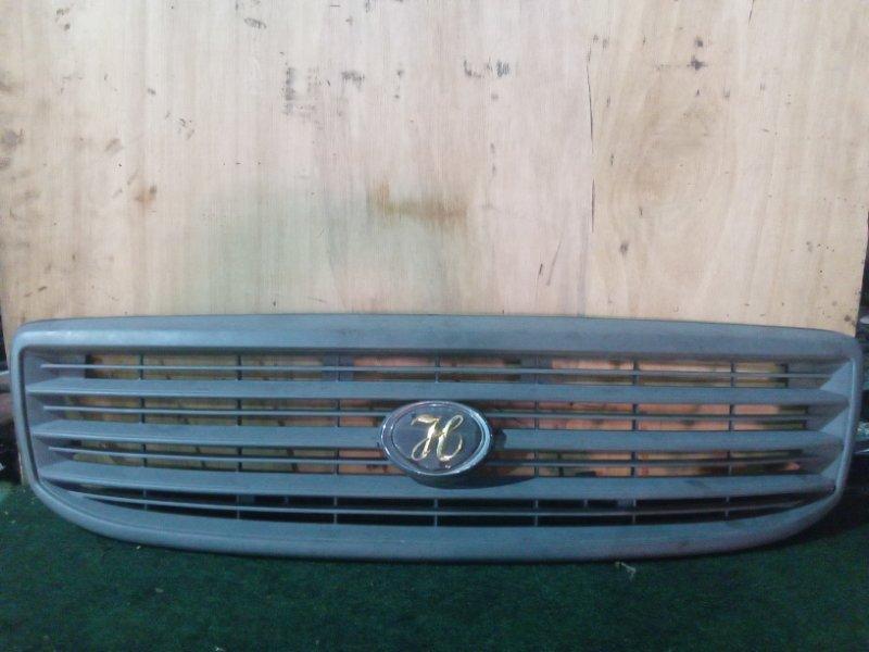 Решетка радиатора Toyota Hiace KZH100 1KZTE передняя (б/у)