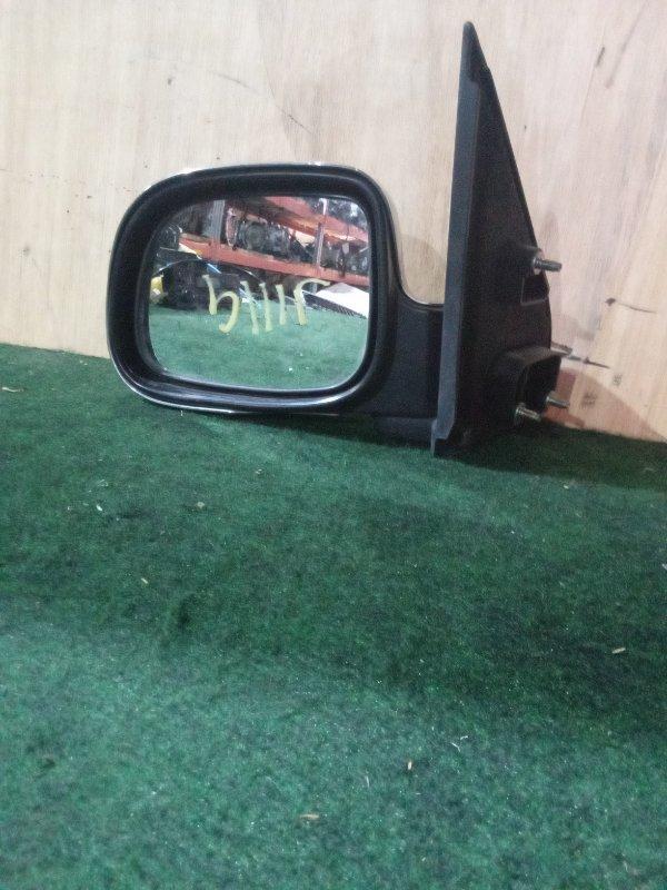 Зеркало Daihatsu Terios Kid J111G переднее левое (б/у)