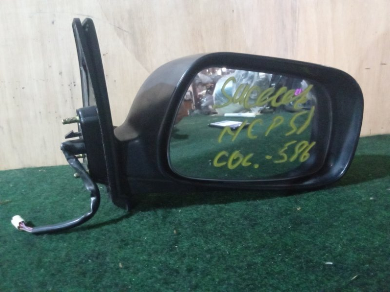 Зеркало Toyota Succeed NCP51 переднее правое (б/у)