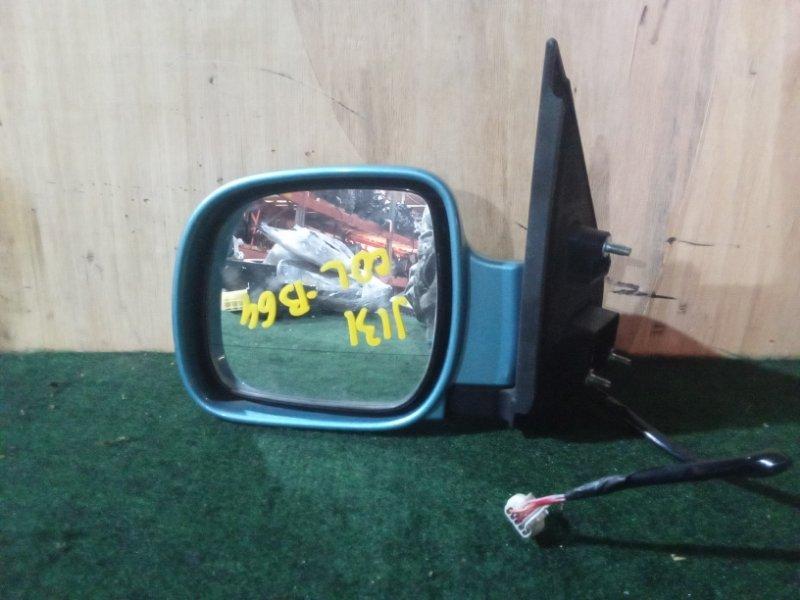 Зеркало Daihatsu Terios Kid J131G переднее левое (б/у)