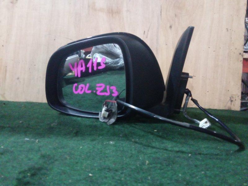 Зеркало Suzuki Sx4 YA11S переднее левое (б/у)