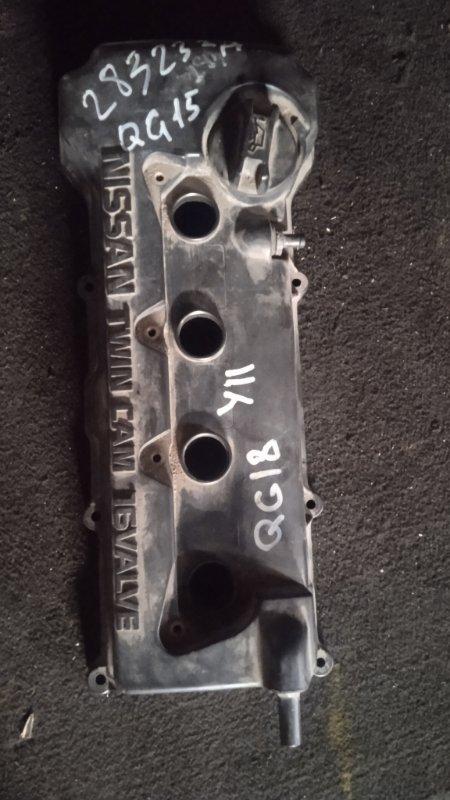 Клапанная крышка Nissan Ad Y11 QG15 (б/у)