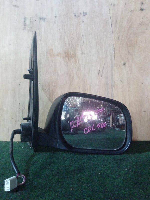 Зеркало Toyota Ractis NCP100 переднее правое (б/у)