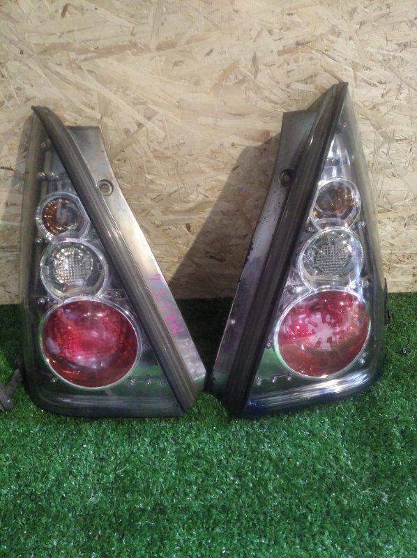 Стоп-сигнал Nissan Moco MG21S задний левый (б/у)
