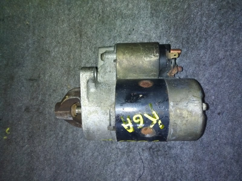 Стартер Suzuki Jimny JB23W K6A (б/у)
