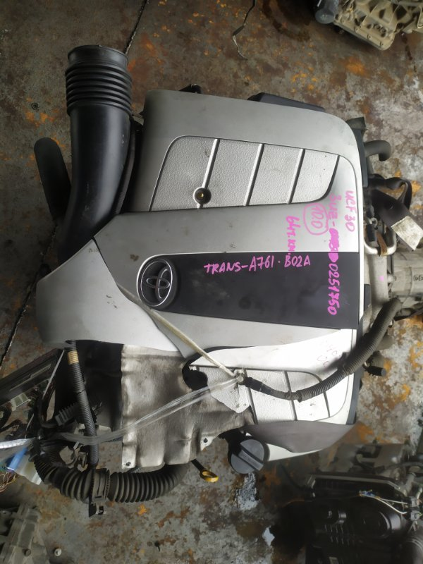 Двигатель Toyota Celsior UCF30 3UZFE (б/у)