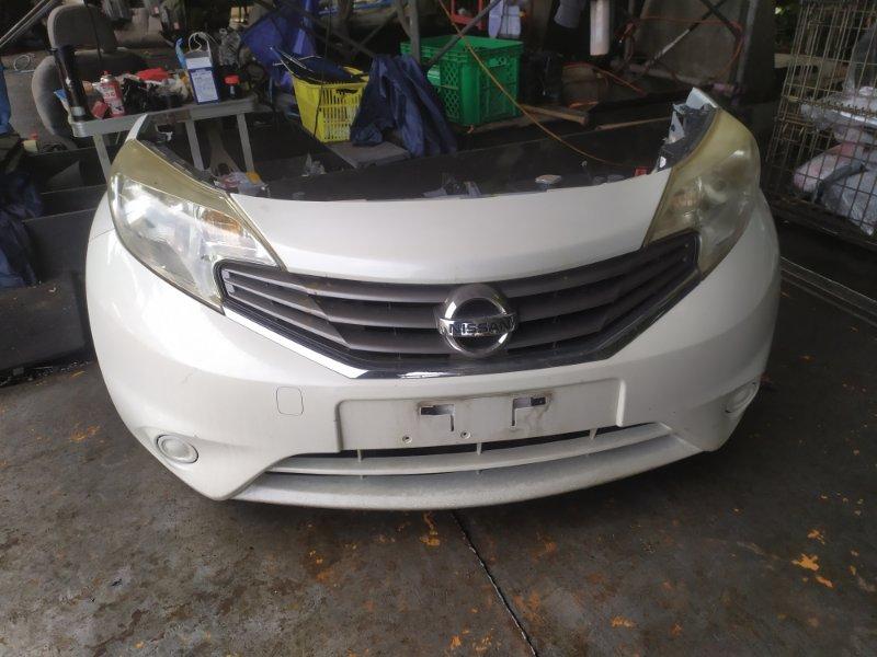 Nose cut Nissan Note E12 HR12 (б/у)