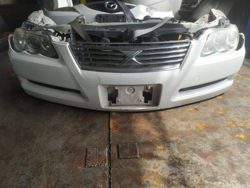 Nose cut Toyota Mark X GRX120 4GR (б/у)