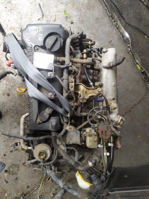 Двигатель Nissan Wingroad WFY11 QG15DE (б/у)