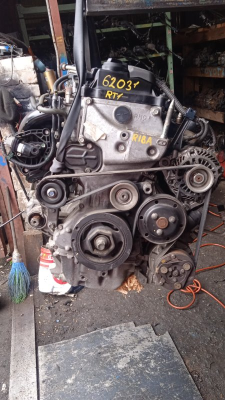Двигатель Honda Crossroad RT1 R18A (б/у)