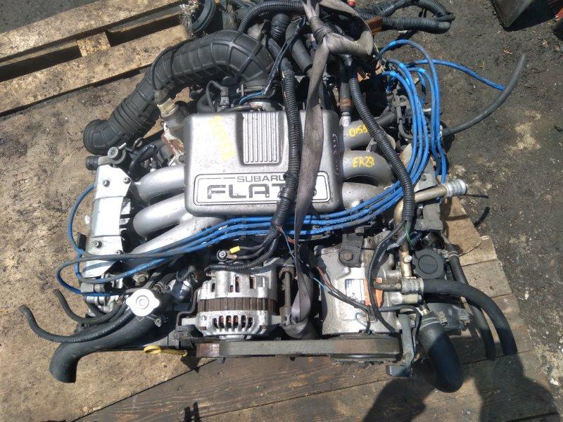 Двигатель Subaru Alcyone AX9 ER27 (б/у)