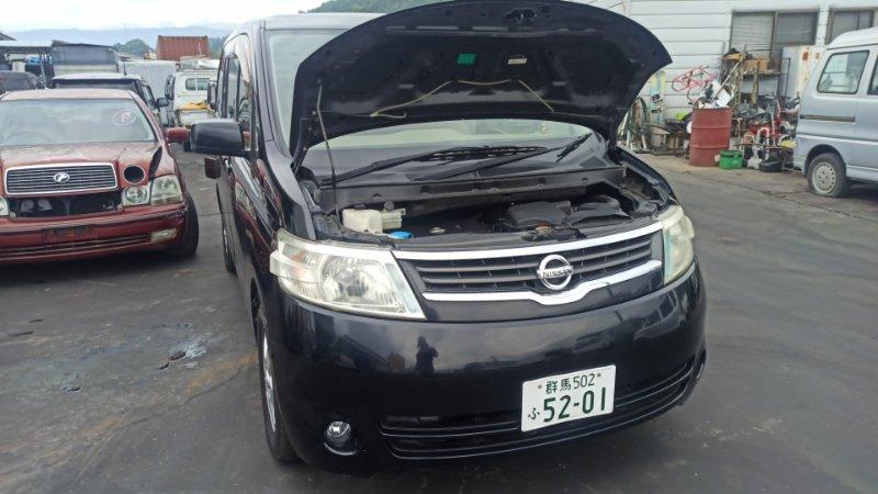 Акпп Nissan Serena C25 MR20 (б/у)