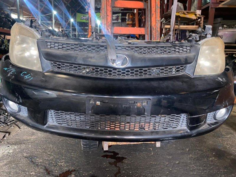 Nose cut Toyota Ist NCP60 передний (б/у)