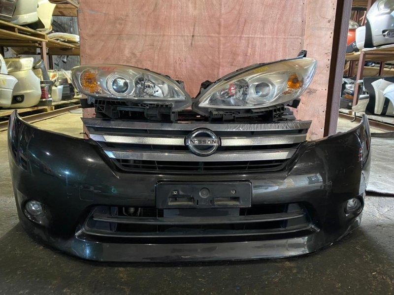 Nose cut Nissan Lafesta CWEFW передний (б/у)