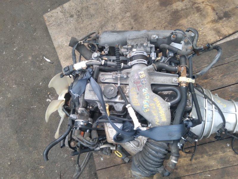 Двигатель Nissan Vanette SK82VN F8 (б/у)